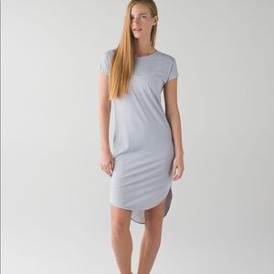 Lululemon Heathered Retreat Dress